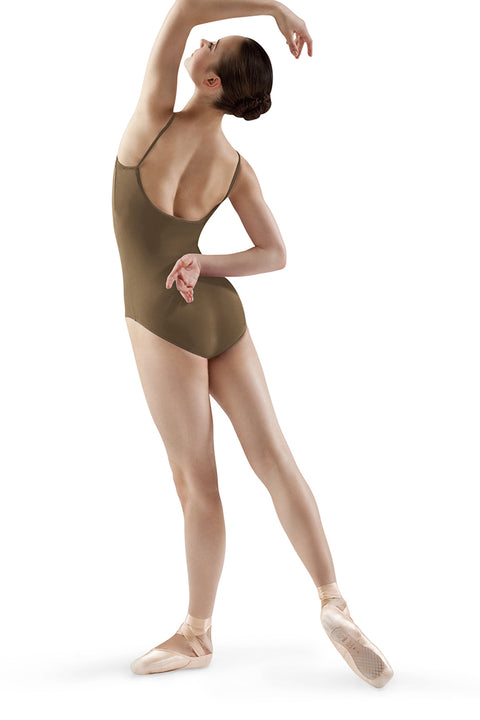 BLOCH L5607 WOMEN NEJOR SCOOP FRONT AND BACK CAMISOLE LEOTARD