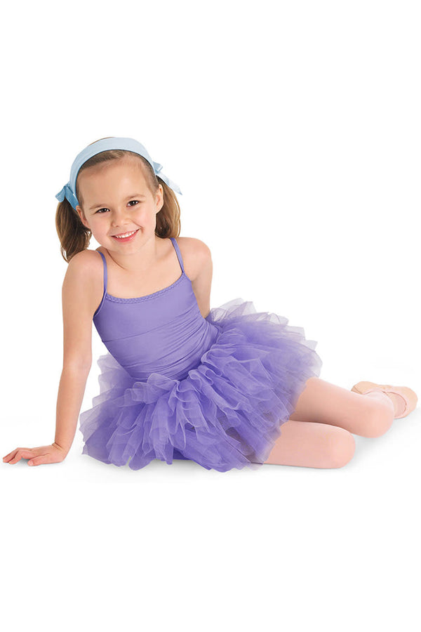 BLOCH CL7127 GLACIER GIRLS TUTU DRESS