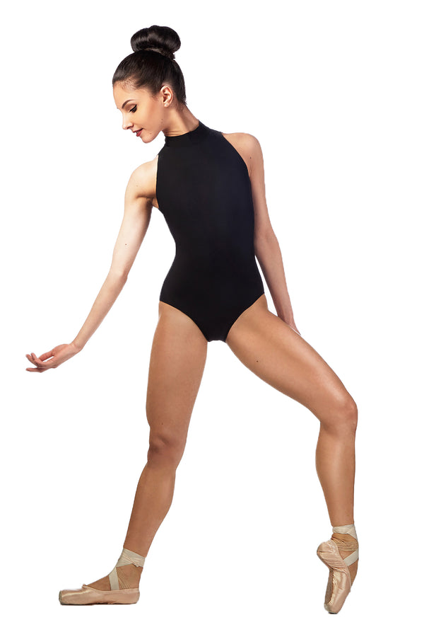 BALLET ROSA AMELIE LADIES HIGH NECK TANK LEOTARD