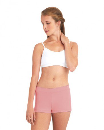 CAPEZIO TB113 BOY CUT LOW RISE SHORT