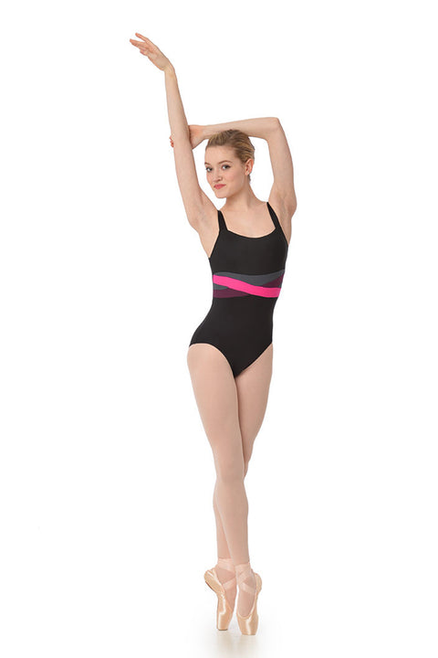 GAYNOR MINDEN SOIREE NIGHT ADULT TANK LEOTARD