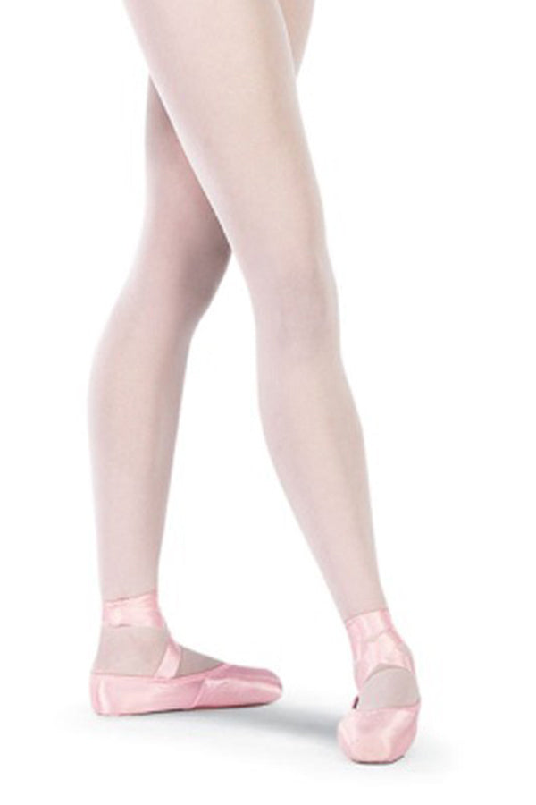 CAPEZIO N14 HOLD & STRETCH FOOTED TIGHT