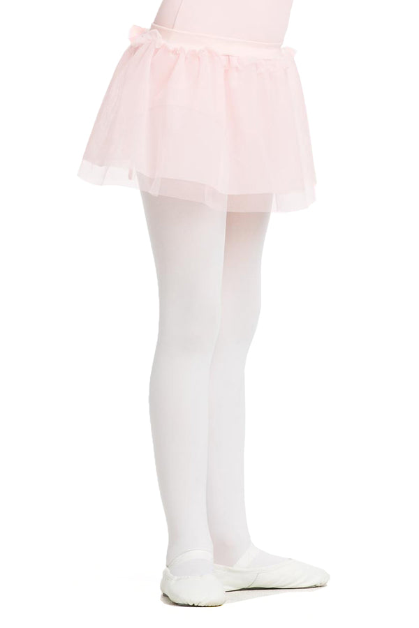 a5a98aef64107 Sale. CAPEZIO 11271C GIRL'S RUFFLE PULL ON SKIRT