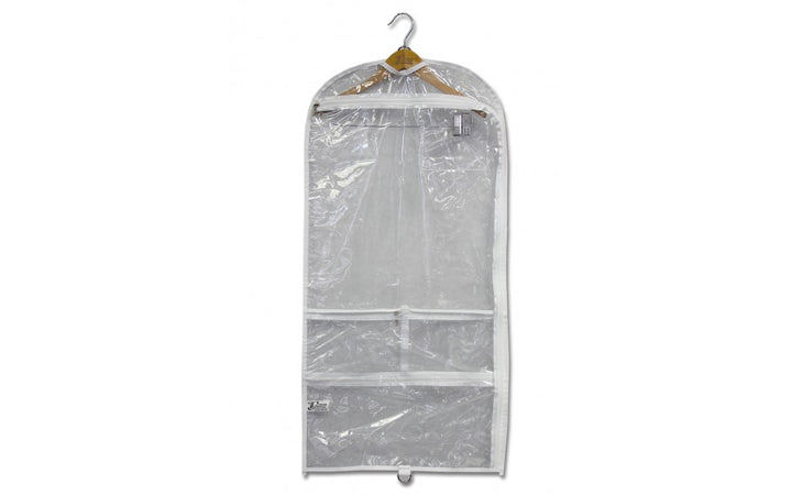 Dream Duffel Clear Garment Bag