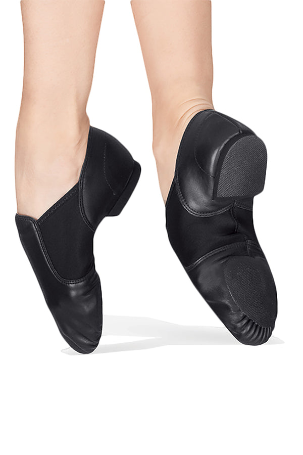 CAPEZIO EJ2 ADULT E SERIES SLIP-ON JAZZ SHOE