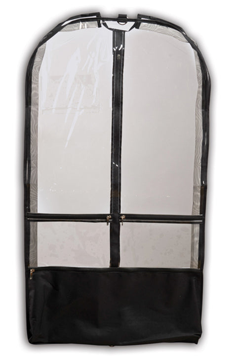DANSHUZ B597 CLEAR COMPETITION GARMENT BAG