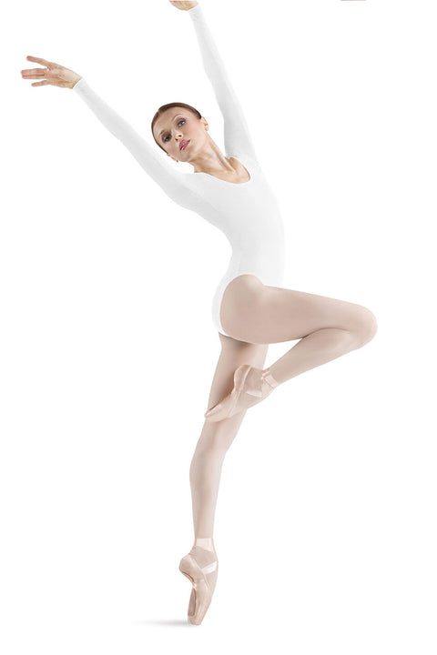 BLOCH L5409 WOMEN PREMIER CLASSIC LONG SLEEVE LEOTARD