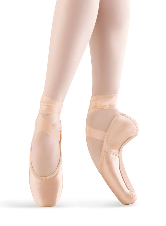 MIRELLA MS140 WHISPER SATIN POINTE SHOE