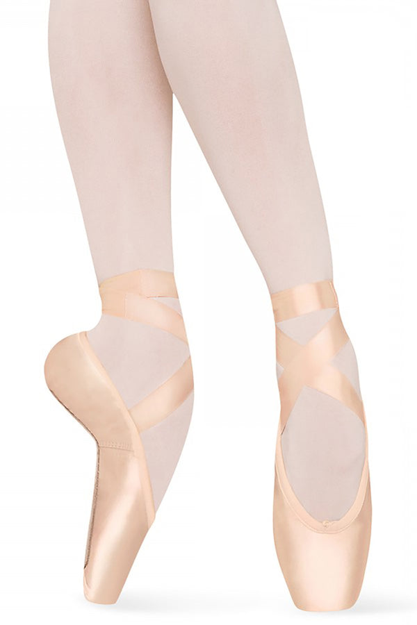 BLOCH S0108S WOMEN AXIOM STRONG POINTE SHOE