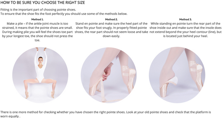NIKOLAY CLASSIC SOFT SHANK POINTE SHOE