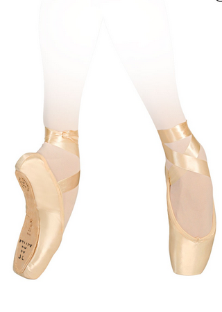 SANSHA 505SP ETUDES POINTE SHOES