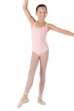 BLOCH CL7375 WEN MOCK WRAP X BACK LEOTARD