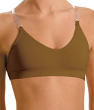 MOTIONWEAR 2493 KIDS CONVERTIBLE STRAP BRA