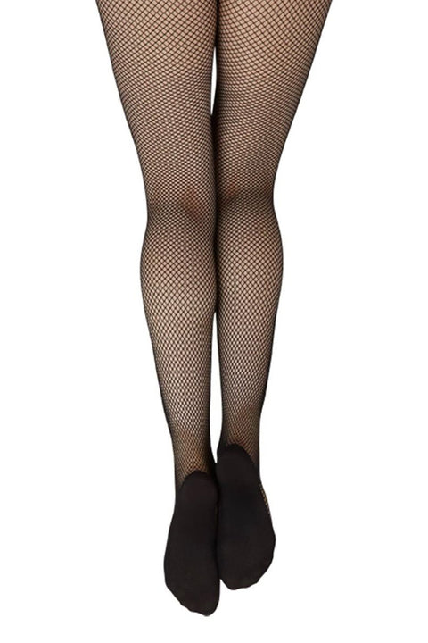 CAPEZIO 3000C GIRLS PROFESSIONAL FISHNET SEAMLESS TIGHTS