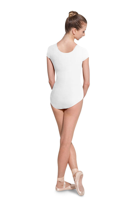 BLOCH L5602 WOMEN BETRI SHORT SLEEVE LEOTARD