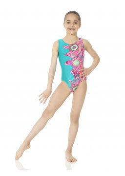 MONDOR 7877 GYMNASTICS LEOTARD