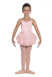 BLOCH CL8057 TUTU DRESS CAMISOLE LEOTARD