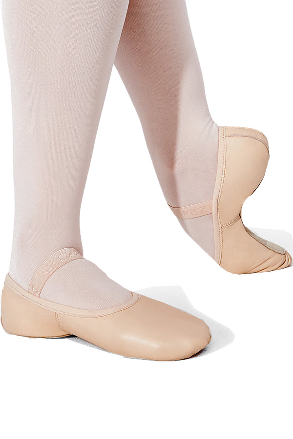 CAPEZIO 212C GIRLS LILY BALLET SHOE