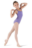 BLOCH CL3667 COURU DOUBLE STRAP LEOTARD