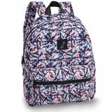 DANSHUZ SPLATTERED TIE DYE PRINT BACKPACK