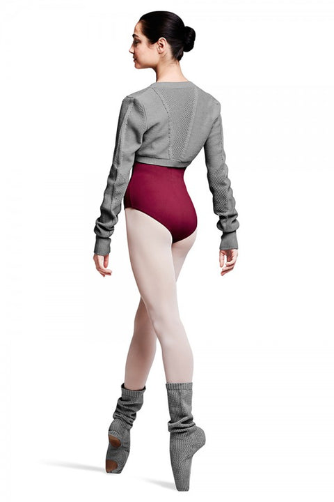 BLOCH W6730 CHAYIM OPEN KNIT POINTE SHOE TIGHT