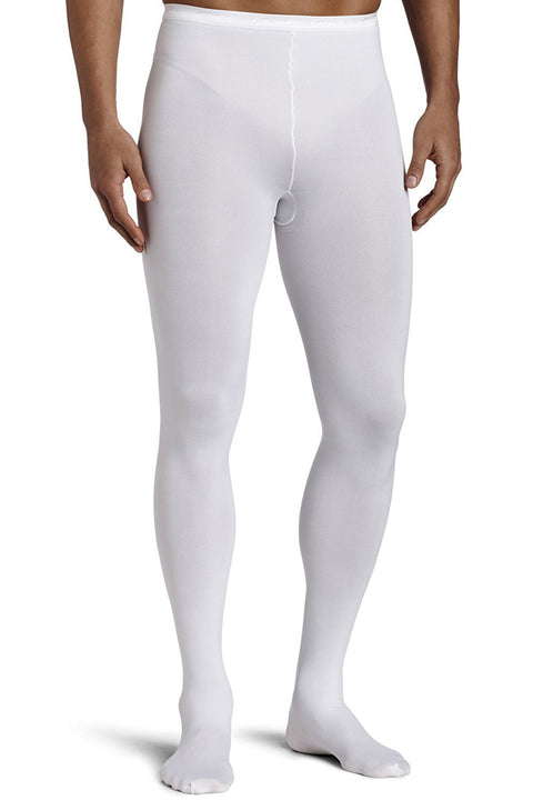 CAPEZIO MT11 MEN'S FOOTED TIGHT