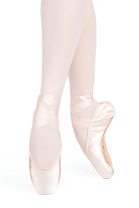 ENTRADA PRO U-CUT – Pointe Shoes with Drawstring