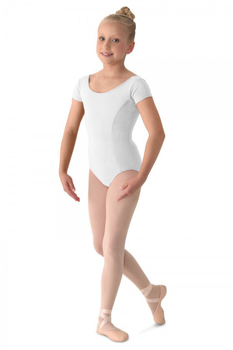MIRELLA M515CD CAP SLEEVE LEOTARD
