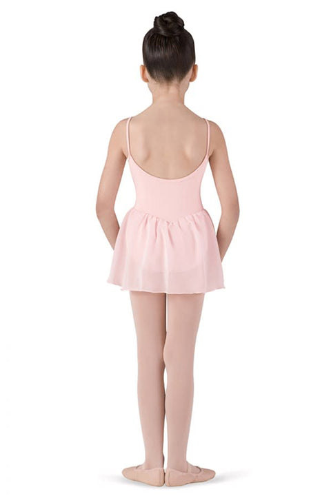 BLOCH CL3977 BLOSSOM GIRL´S SKIRTED CAMISOLE LEOTARD