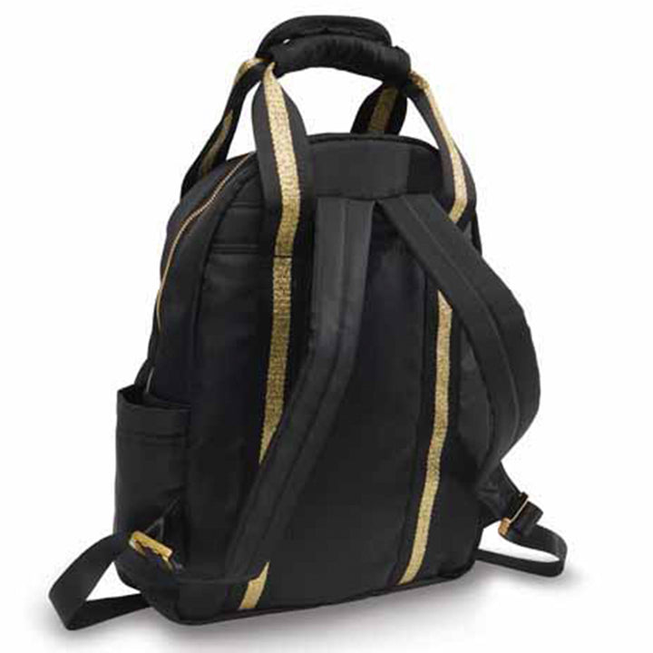 DANSHUZ THE GILDED TWO-FER TOTE/BACKPACK