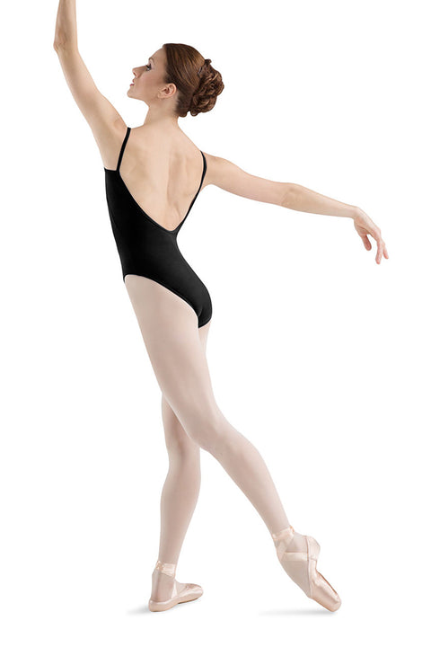 BLOCH L5407 WOMEN SISSONE SOFT COTTON-LYCRA CAMISOLE LEOTARD