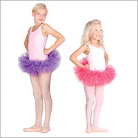 DANSHUZ 606C CHILD HIP BAND TUTU
