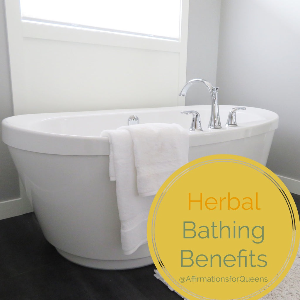 5 Benefits Of Herbal Bathing