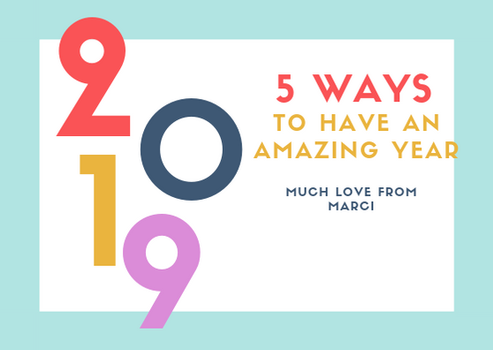 5 Ways To Prepare For An Amazing New Year
