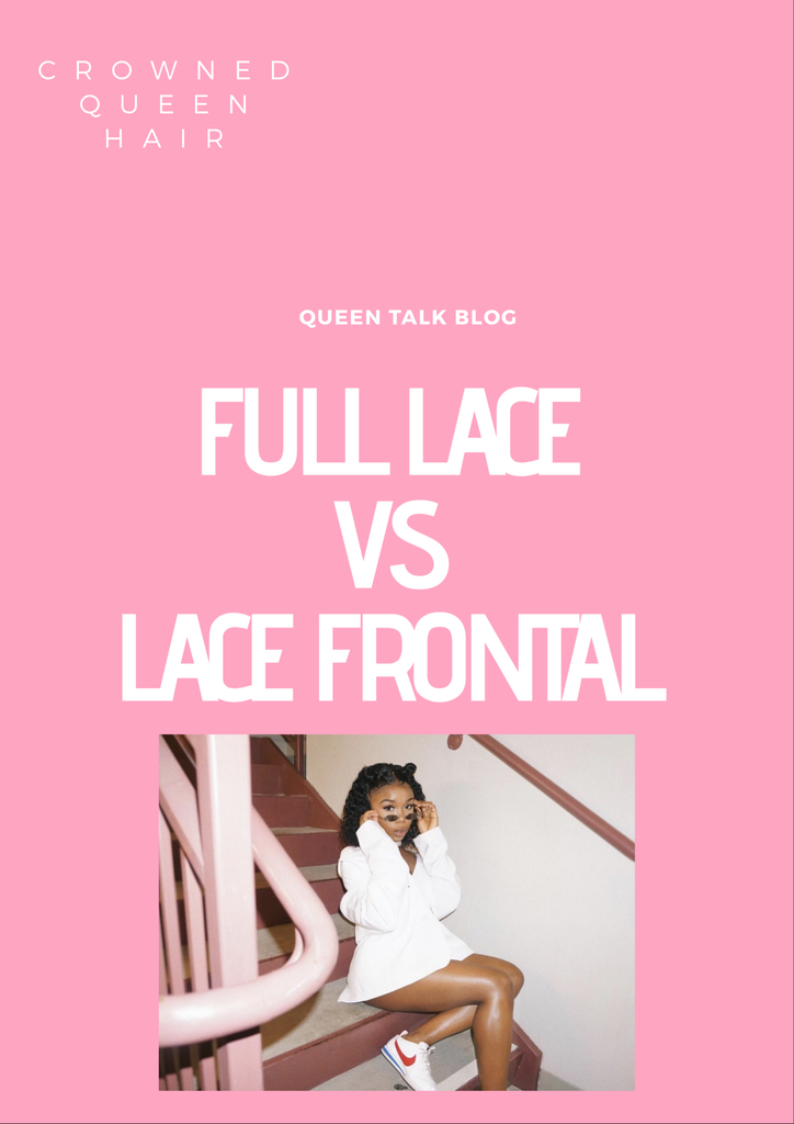 Lace Frontal Vs Full Lace