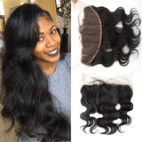 Our Lace & Silk Frontals-CrownedQueenHair