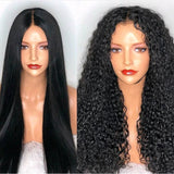 Our Lace Frontal Wigs - CrownedQueenHair