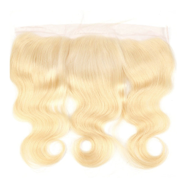 Blonde Lace Frontal - CrownedQueenHair