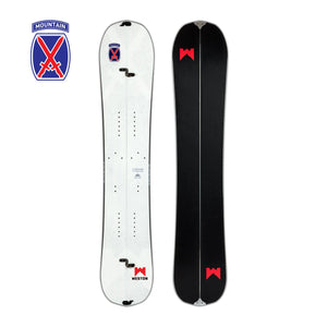 Weston Snowboards: 10TH MOUNTAIN SPLITBOARD - 20/21