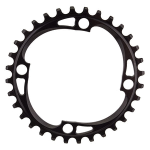 CHAINRING ABSOLUTEBLACK 104mm 32T 4B BK