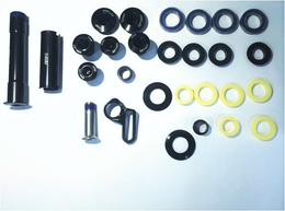SCO Swingarm rep kit Spark RC 100MM 17 one size