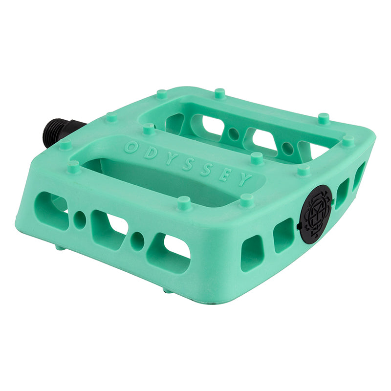 PEDALS ODY MX TWISTED PRO PC 9/16 TOOTHPASTE