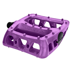 PEDALS ODY MX TWISTED PC 9/16 PURPLE