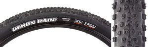 Maxxis Rekon Race Tire 29 x 2.35, Folding, 120tpi, Dual Compound, EXO Protection, Tubeless Ready, Black