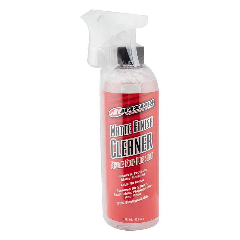 Matte Finish Cleaner
