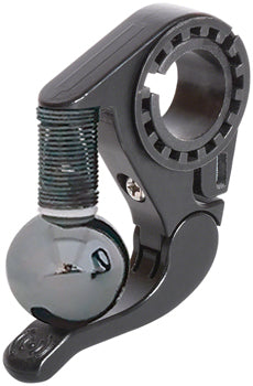 Incredibell Trail Bell, Black