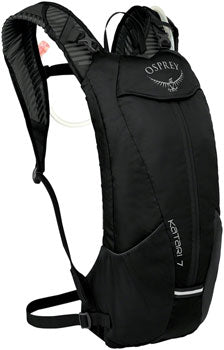 Osprey Katari 7 Hydration Pack: Black