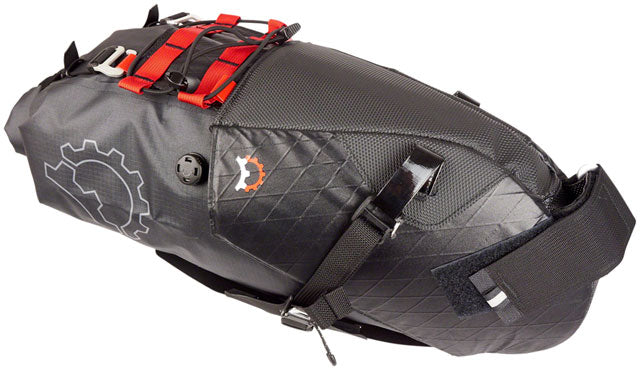 Revelate Designs Terrapin System Seat Bag: 14L, Black
