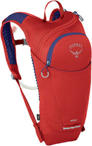 Osprey Moki 1.5 Kids Hydration Pack - Ventana Red, One Size