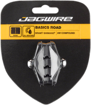 Jagwire Basics Road Molded Brake Pads Threaded Brake Pads